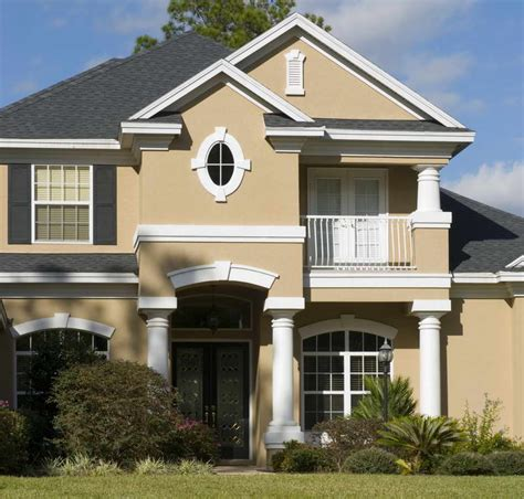 Ideas & Design  Exterior Paint Color Ideas  Interior