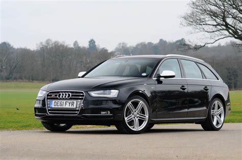 Audi S4 Avant Review Evo