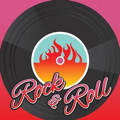 Deko Rock N Roll by Classic 50 S Rock N Roll Rockabilly Elvis Geburtstag 50er