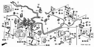 Brake Lines For 1999 Honda Accord Cg5