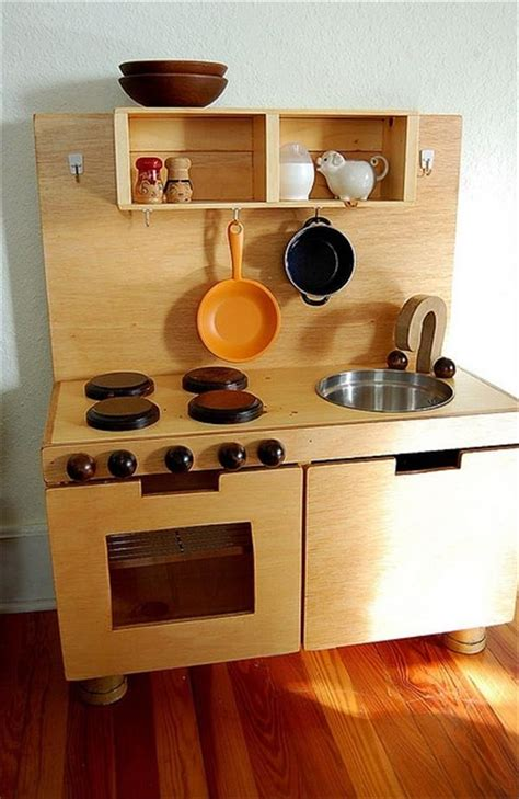 play kitchen sets 10 diy play kitchen sets home with design