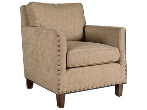 uttermost keturah chenille accent chair 23066