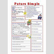 Future Simple Worksheet  Free Esl Printable Worksheets