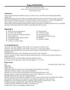 Ebay Store Owner Resume by Owner Manager Resume Exle Lilbitof80s Ebay Store Hanceville Alabama