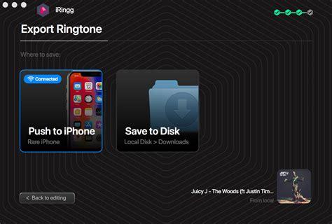 dodawanie dzwonkow do telefonu app co