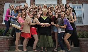 Sorority house moms share House Mom of the Year award; say ...