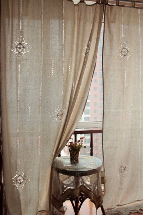 Cafe curtains for bedroom ? Cafe curtain panels