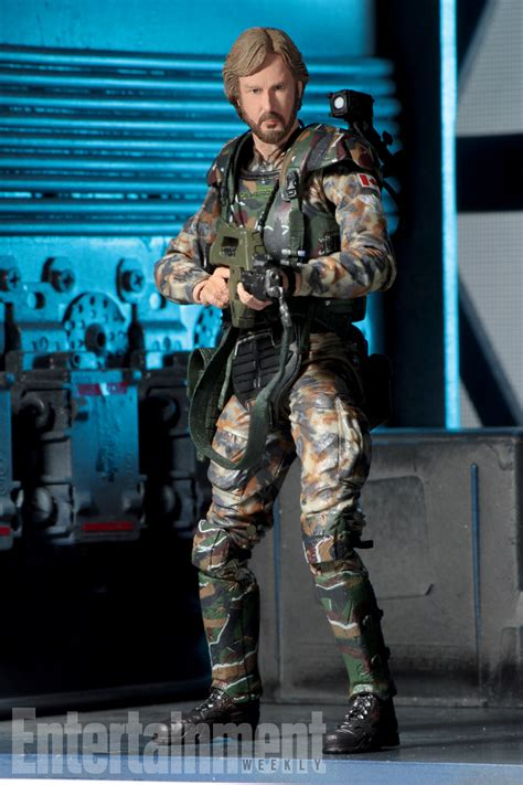 aliens james cameron colonial marine action figure