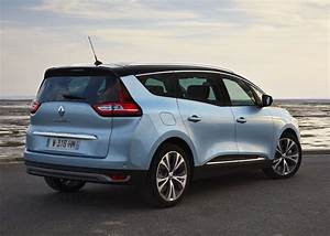 Renault Grand Scenic Estate Review  2016