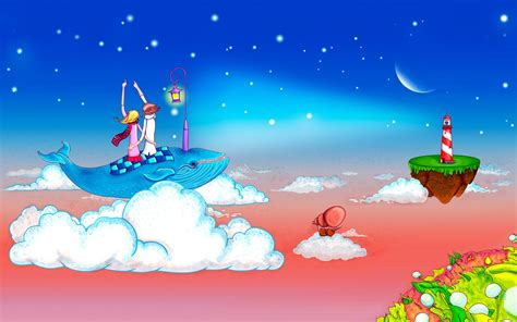 Morning Animation Wallpaper - morning dreamland animation wallpapers and