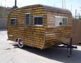 Vintage Camper Custom Trailer