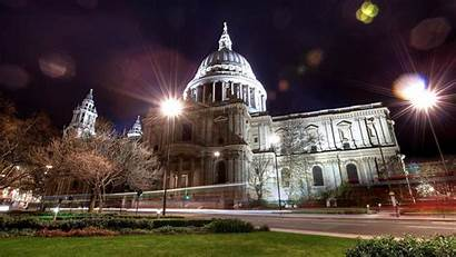 Paul St London Cathedral Night Wallpapers Resolutions