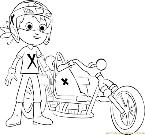 danny coloring page  paw patrol coloring pages coloringpagescom