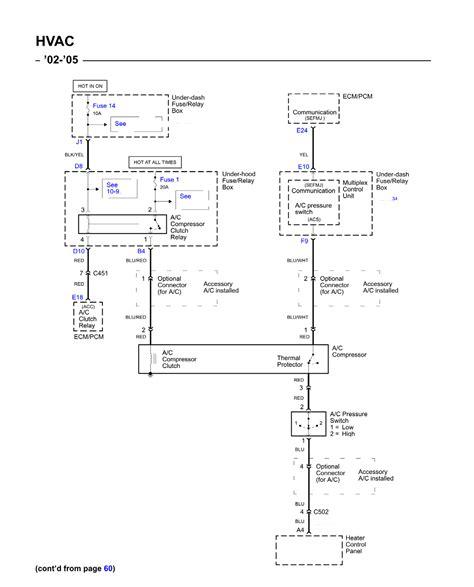 Compressor Wiring Diagram Wont Start