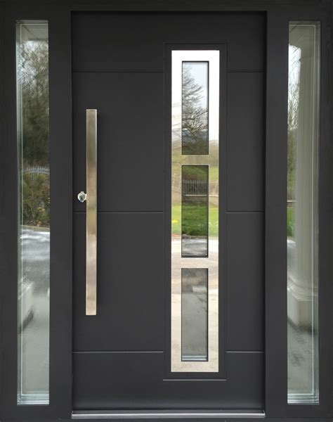 contemporary composite exterior doors exterior doors