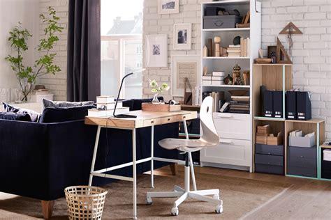 espace bureau dans salon tien bureaus die je zin geven om er weer in te vliegen