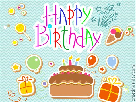 Happy Birthday Greeting Cards Share Image To You Friend