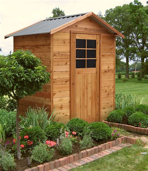 The Cedar Shed - cedar shed richmond 6x4ft 1 9mx1 2m 1 197 00