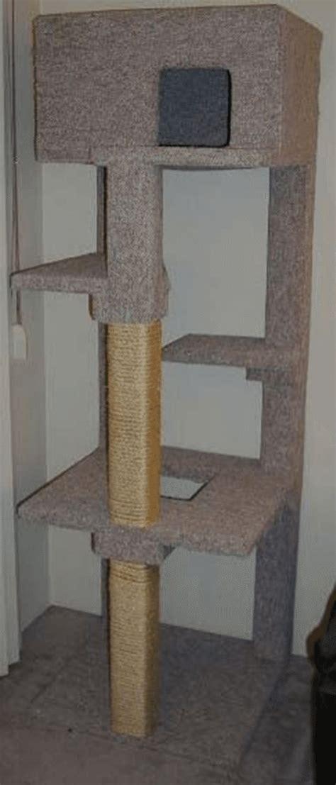 build  cat tree    plans diy cat tree cat