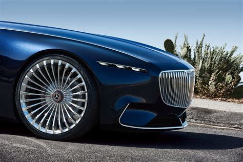 wallpaper vision mercedes maybach  cabriolet