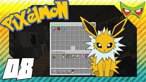 Pixelmon On Pocketpixels!
