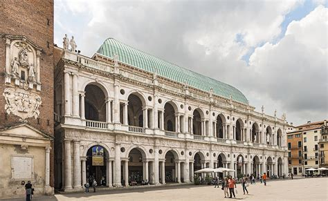 libreria thiene basilica palladiana