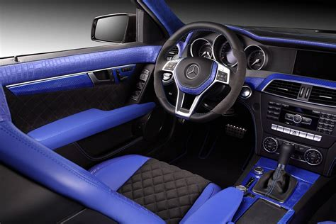 Mercedes says a new c 63 amg sedan is set to arrive in the spring of 2015. Interior Mercedes-Benz C63 AMG / TopCar