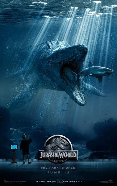 Underwater Dinosaur In Jurassic World - Gazette Review