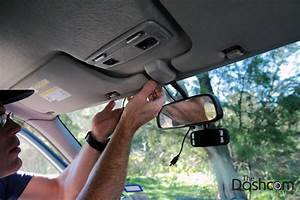 Dashcam Installation Instructions