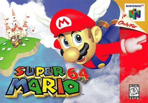 Super Mario 64 Details - LaunchBox Games Database