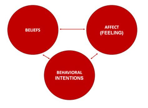 Modified Behavior Definition by Attitudes