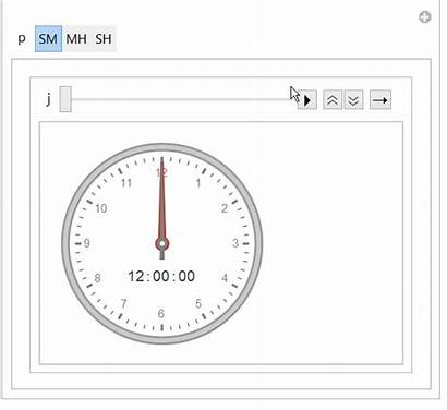 Clock Hands Minute Hour Second Coincidences Possible