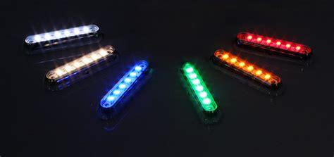 mini led lights miniature rectangle led accent light 24 lumens