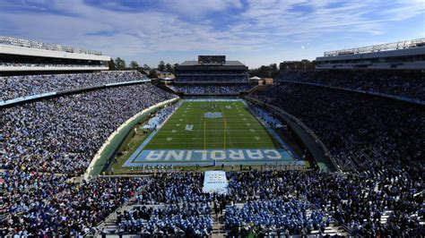 carolina announces   future football schedules