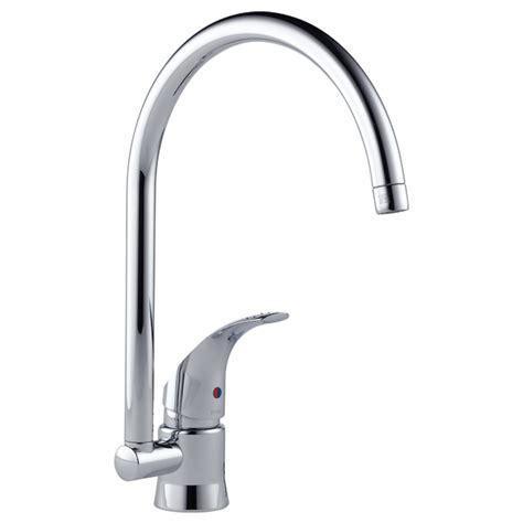 Single Handle Kitchen Faucet : 6115080 PC : Riviera