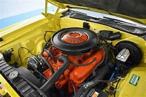 1970 Plymouth Cuda  340  Pistol Grip 4 Speed  Body Off