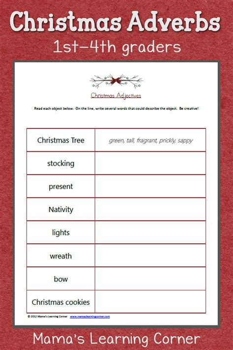 grade  holiday packets search results calendar