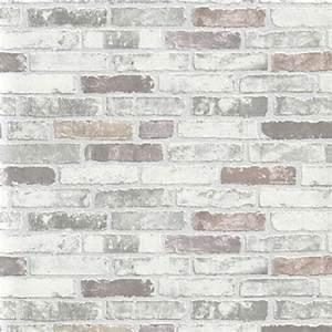 erismann brix brick effect wallpaper 6703 10 grey i With best brand of paint for kitchen cabinets with papier peint effet pierre