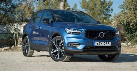 volvo xc achieves  mpg highway roadshow