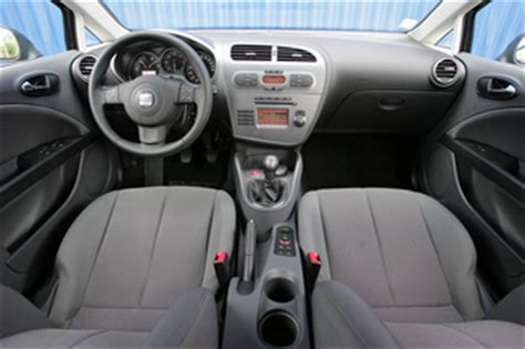 seat 2 interieur fiche technique seat ii 1 6 stylance l argus fr
