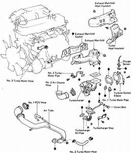 87 Toyota Pickup Engine Diagram