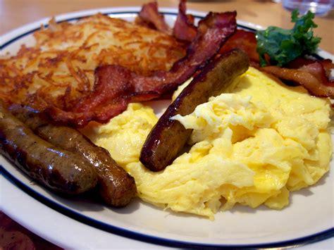 favorite food and favorite drink breakfast