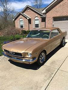 1st generation 1966 Ford Mustang 289 V8 automatic For Sale - MustangCarPlace