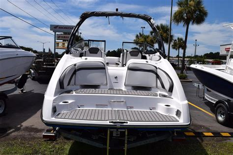 Yamaha Jet Boat High Output by 2018 New Yamaha Boats Ar240 High Outputar240 High Output