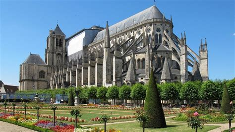 Most Beautiful Cathedrals Of France