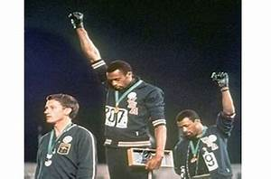 Tommie Smith: The Black Power salute | OBV