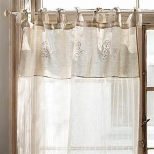 Vorhänge 300 Cm Lang : gardine calais 300 140 cm loberon ~ Whattoseeinmadrid.com Haus und Dekorationen