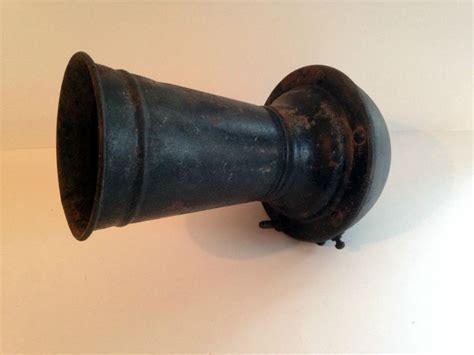 Vintage Ooga Horn Delco Remy Co 6 Volt Old Automotive