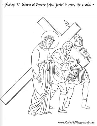 stations of the cross coloring pages the stations of the cross in coloring pages catholic
