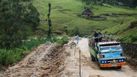 Timor Leste Connecting People Through Climate Resilient Roads
